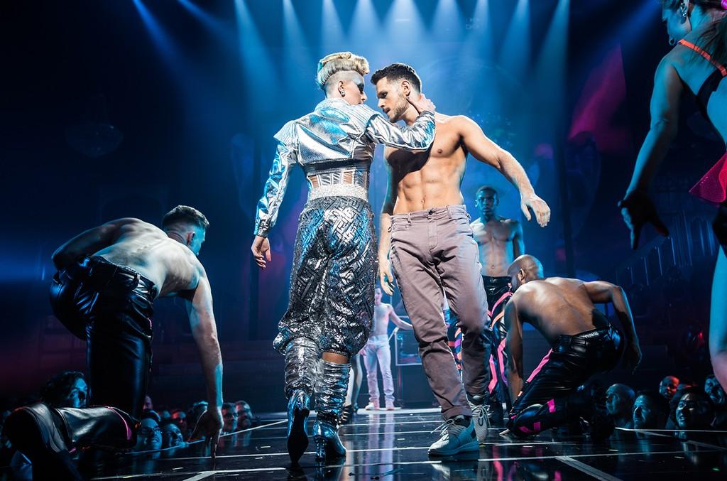 Broadway Bares: Game Night