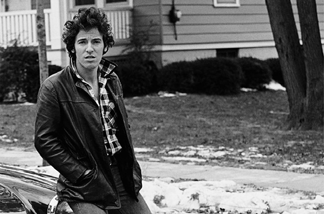"Bruce Springsteen's Autobiography, ""Born To Run"""