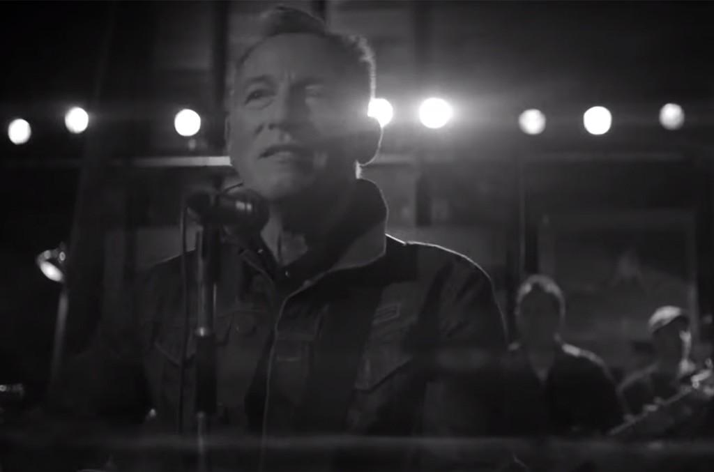 "Bruce Springsteen ""Tucson Train"""