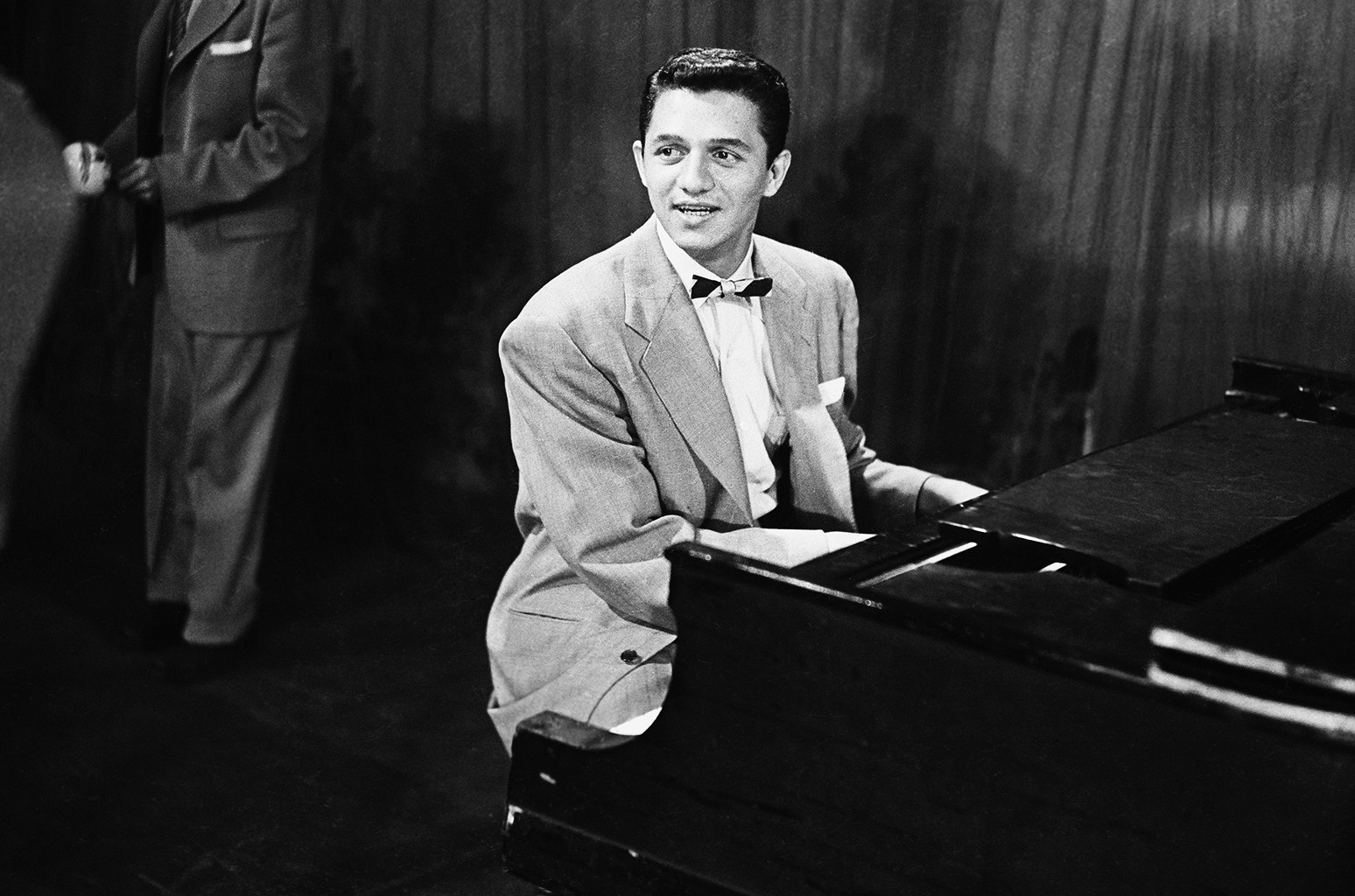 Buddy Greco photographed in 1951.