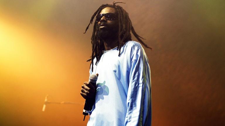 <p>Buju Banton performs during&nbsp&#x3B;Garance Reggae Festival 2003&nbsp&#x3B;in Paris.</p>