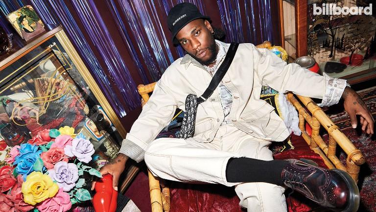 <p>Burna Boy photographed on July 11, 2019&nbsp&#x3B; at Kontiki Studios in London.&nbsp&#x3B;</p>