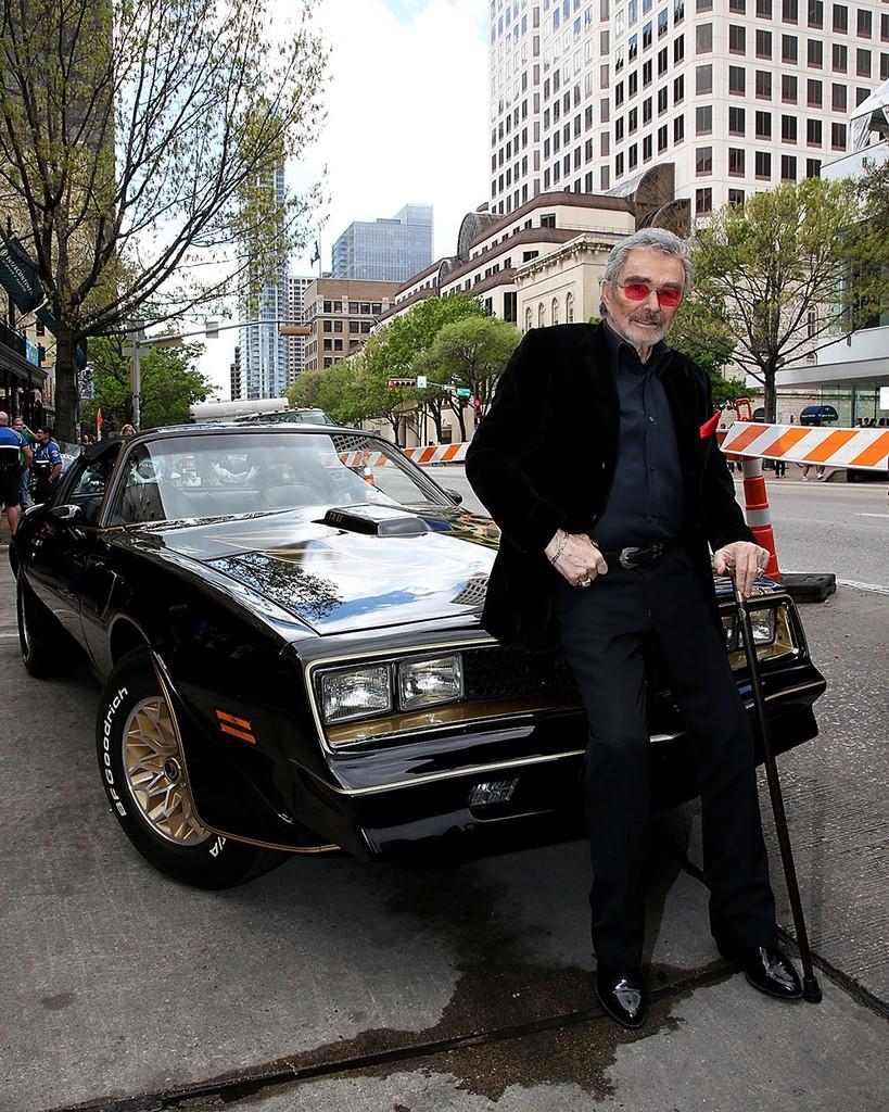Burt Reynolds, SXSW