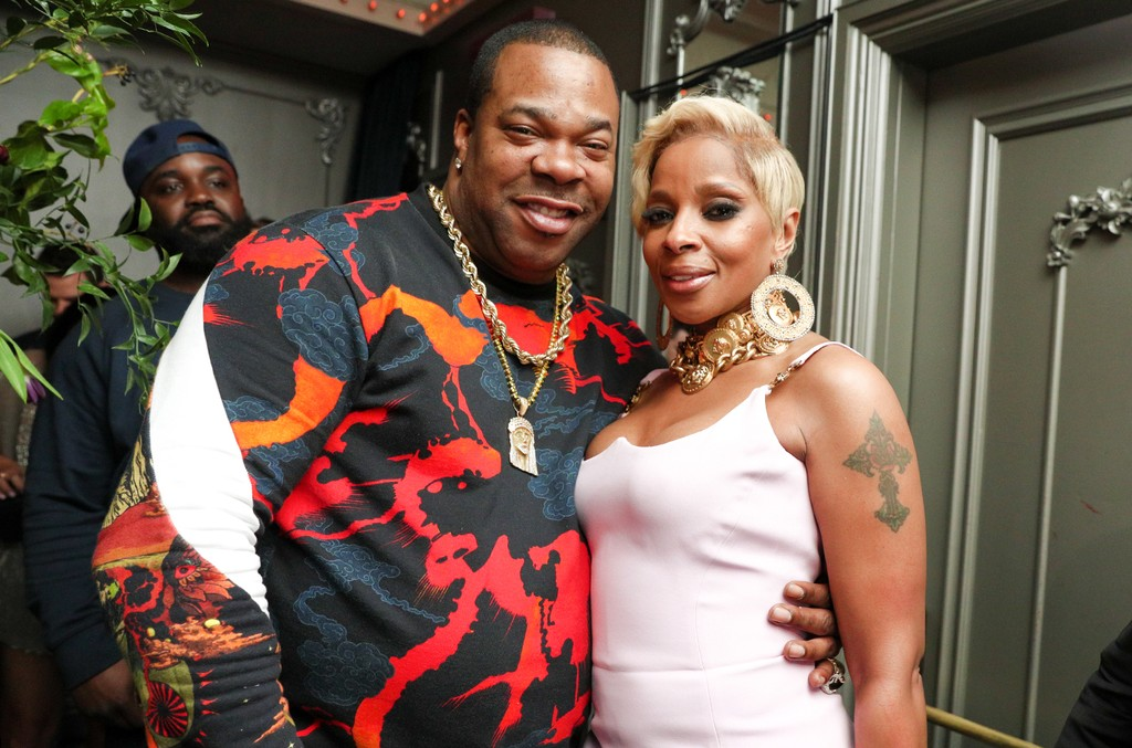 Busta Rhymes and Mary J. Blige