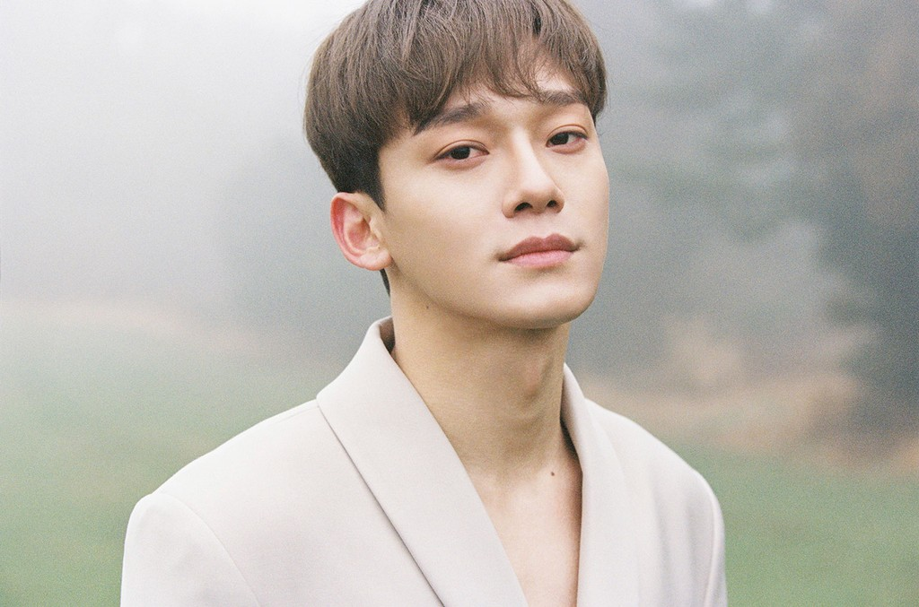 Chen of EXO Talks Releasing His First Solo Album 'April, and a ...