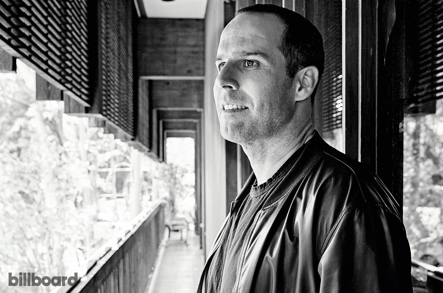 Cameron Strang photographed April 25, 2016 at Warner Bros Records in Burbank, Calif.