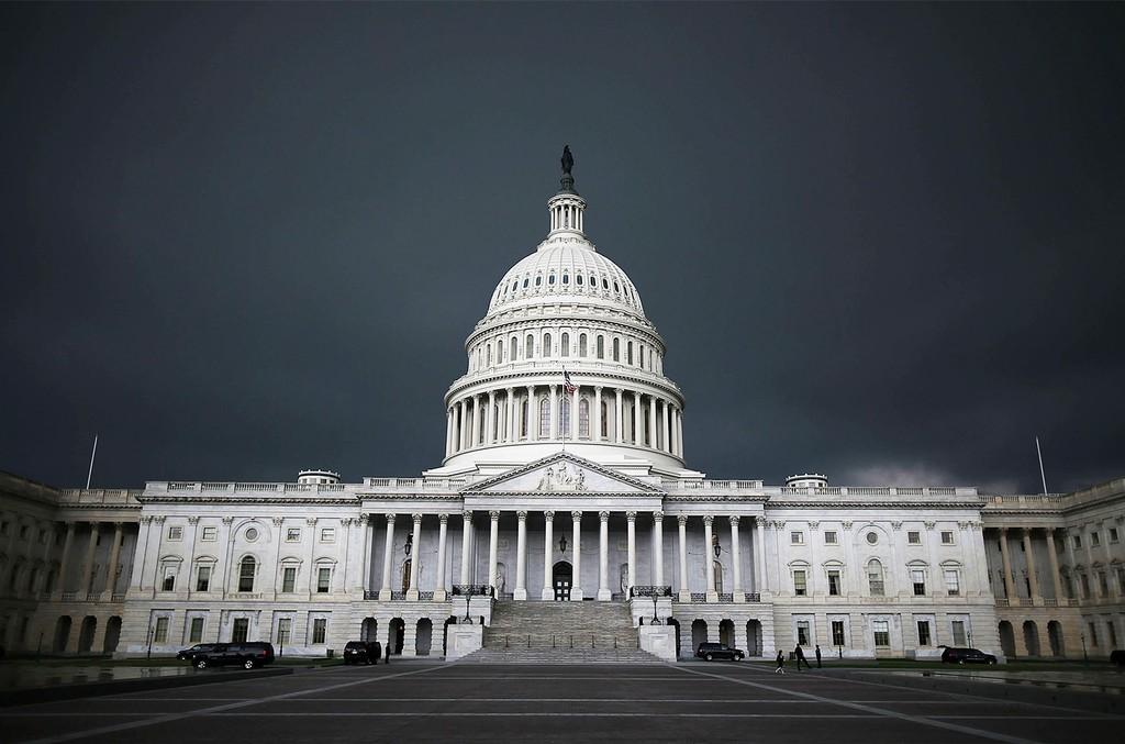 U.S. Capitol Building in Washington, DC.