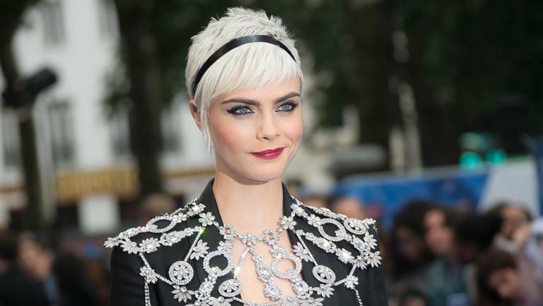 Cara Delevingne Reveals Learning About Gender Fluidity Was A Breakthrough Moment Billboard