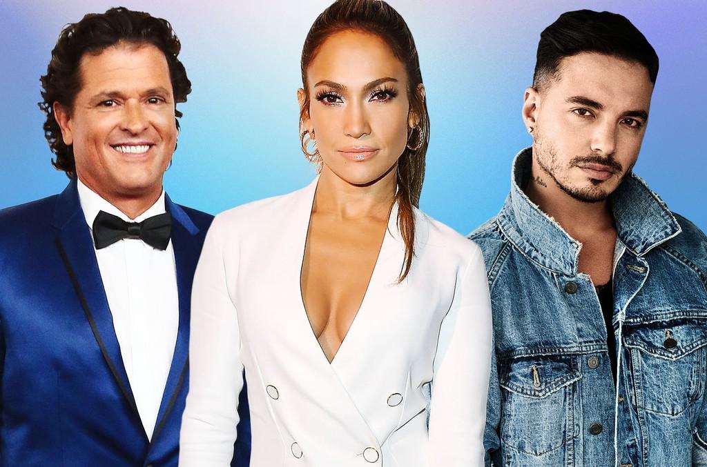 Carlos Vives, Jennifer Lopez & J Balvin