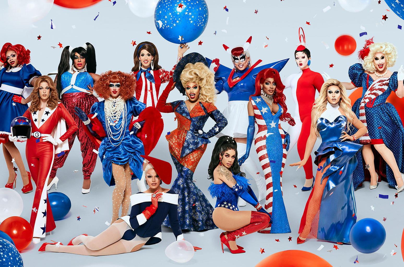 'RuPaul's Drag Race': Season 12 Queens Spill the Tea on Getting Cast