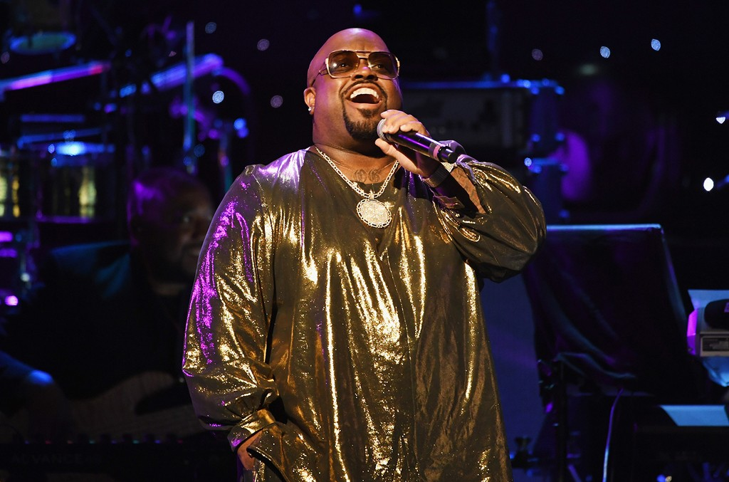 CeeLo Green performs during the Apollo Spring Gala 2017 at The Apollo Theater on June 12, 2017 in New York City.