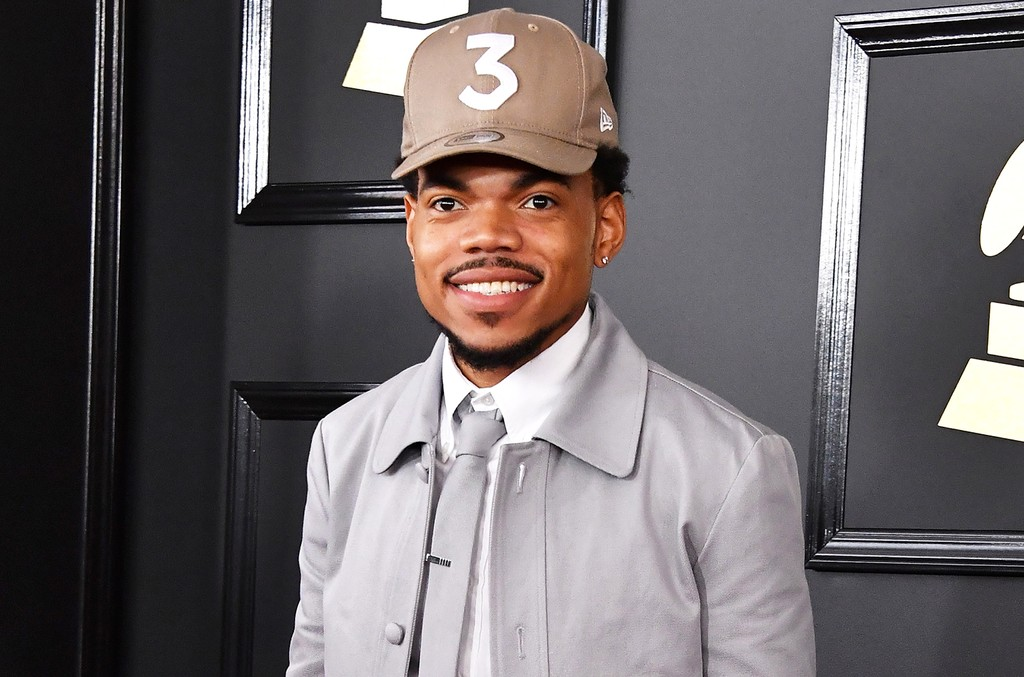 Chance The Rapper attends The 59th Grammy Awards at Staples Center on Feb. 12, 2017 in Los Angeles.