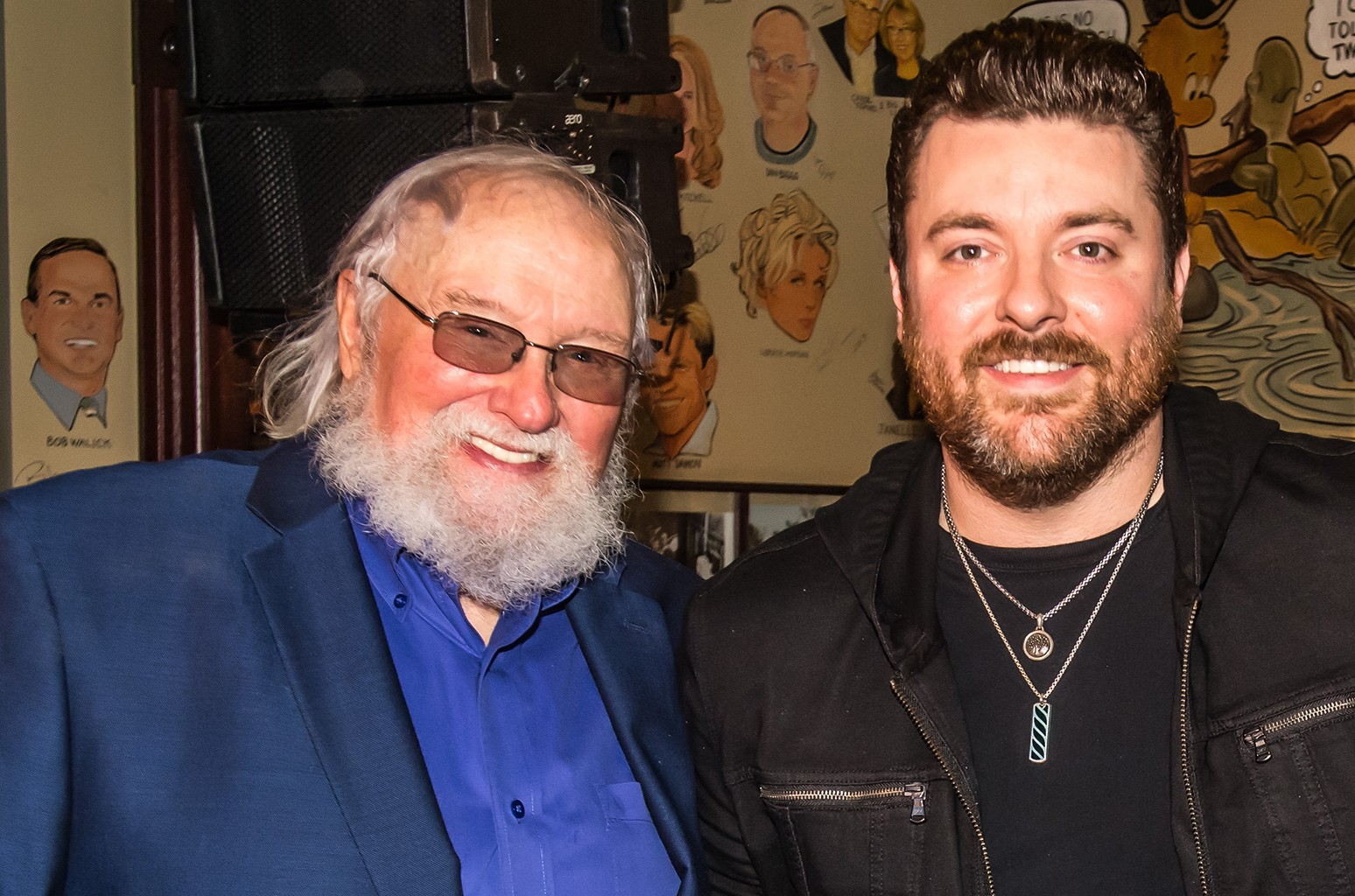 Charlie Daniels Chris Young