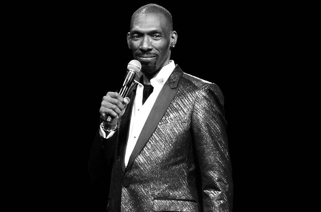 Charlie Murphy performs at The Forum on Aug. 22, 2015 in Inglewood, Calif.