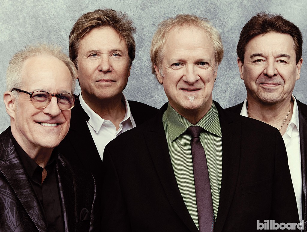 Chicago, from left: James Pankow, Robert Lamm, Lee Loughnane, Walter Parazaider
