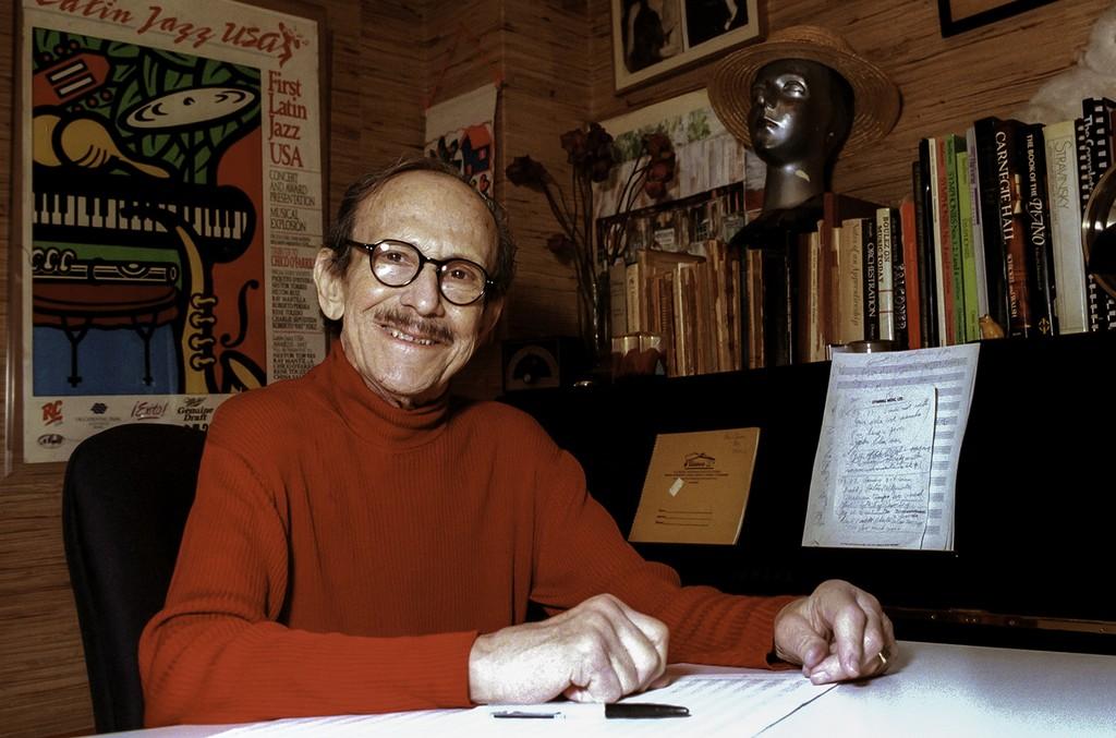 Chico O'Farrill in 2000