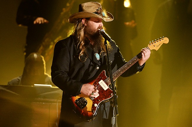 Chris Stapleton CMA