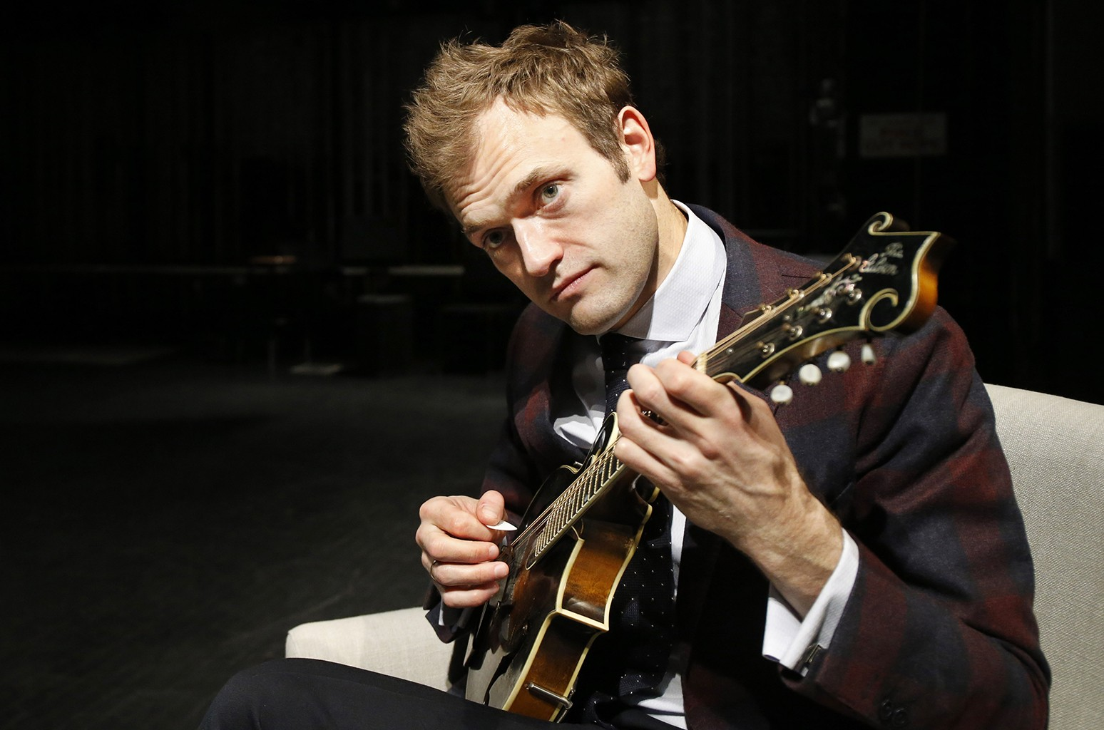 Chris Thile in 2016