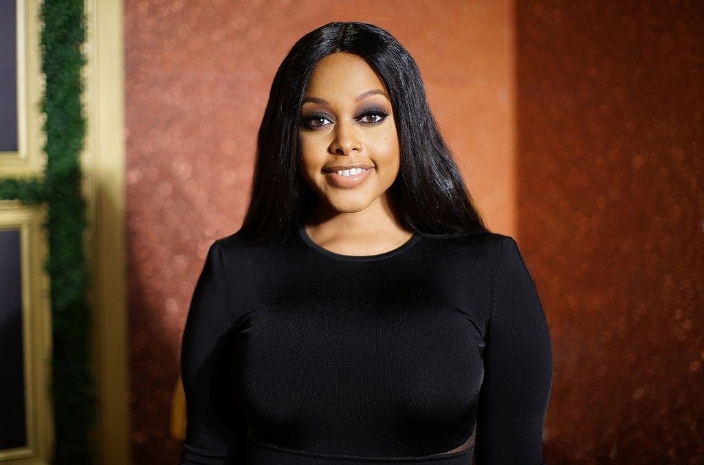 Chrisette Michele photographed on July 1, 2016 in New Orleans.