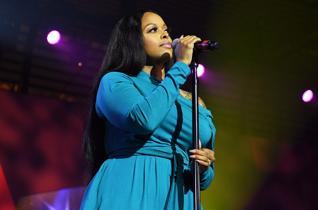 Chrisette Michele peforms at the 2016 Essence Festival Presented By Coca-Cola at Ernest N. Morial Convention Center on July 3, 2016 in New Orleans.