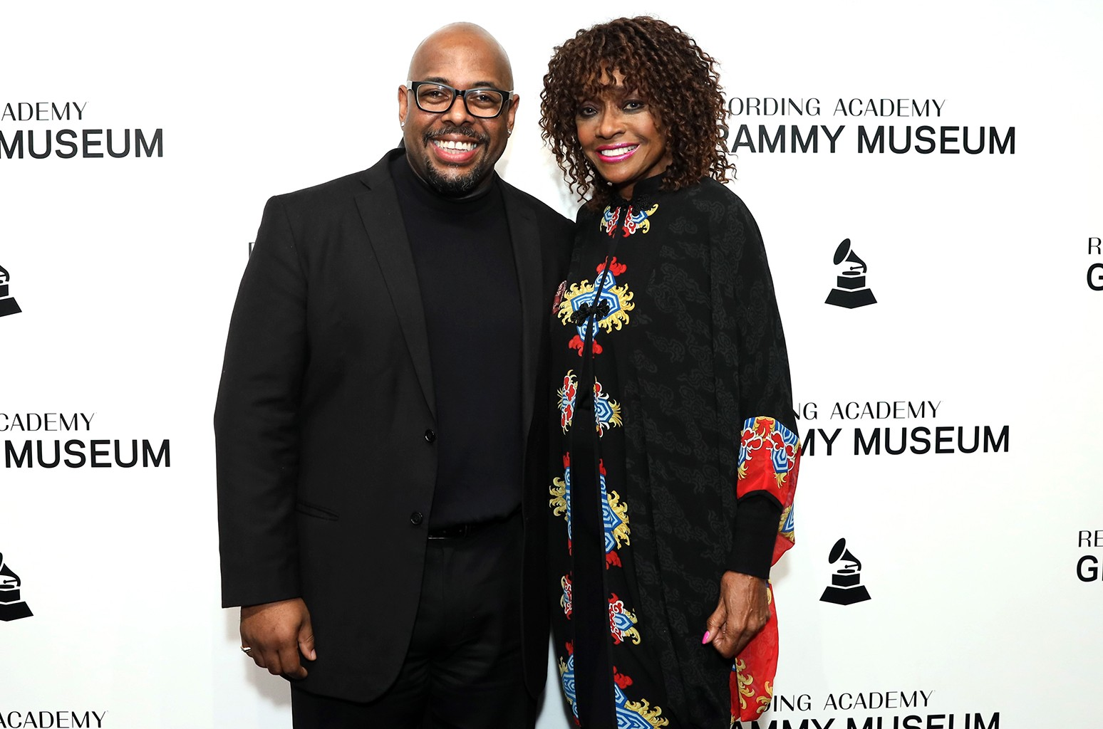 Christian McBride and Beverly Todd