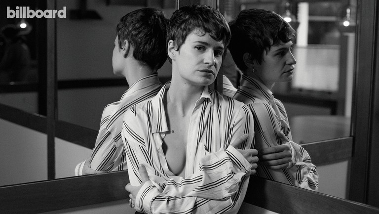 <p>Héloïse&nbsp&#x3B;Letissier&nbsp&#x3B;of Christine and the Queens photographed on Aug. 20, 2018&nbsp&#x3B;at&nbsp&#x3B;Narcissa&nbsp&#x3B;at The Standard, East Village, New York City.</p>