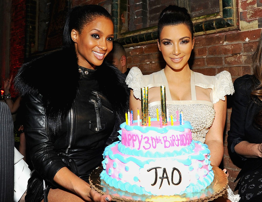 Ciara & Kim Kardashian