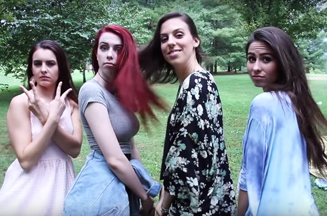 Cimorelli Wildest Dreams 2015