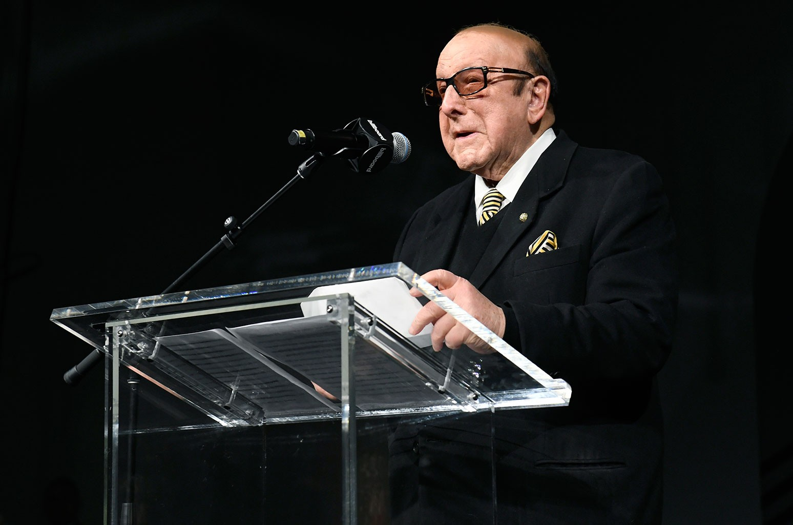 Clive Davis' Second Virtual Pre-Grammy Gala Postponed Due to His Illness