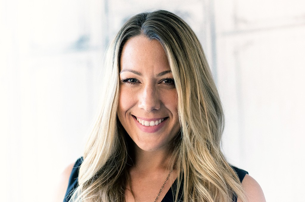 Colbie Caillat photographed on July 26, 2016 in New York City.
