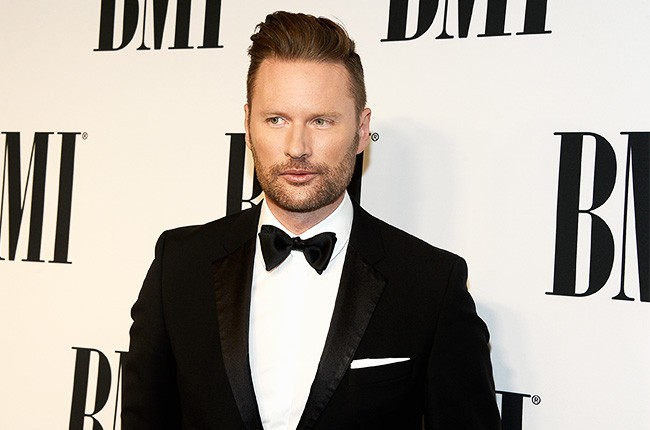 Composer Brian Tyler attends the 2015 BMI Film & Television Awards