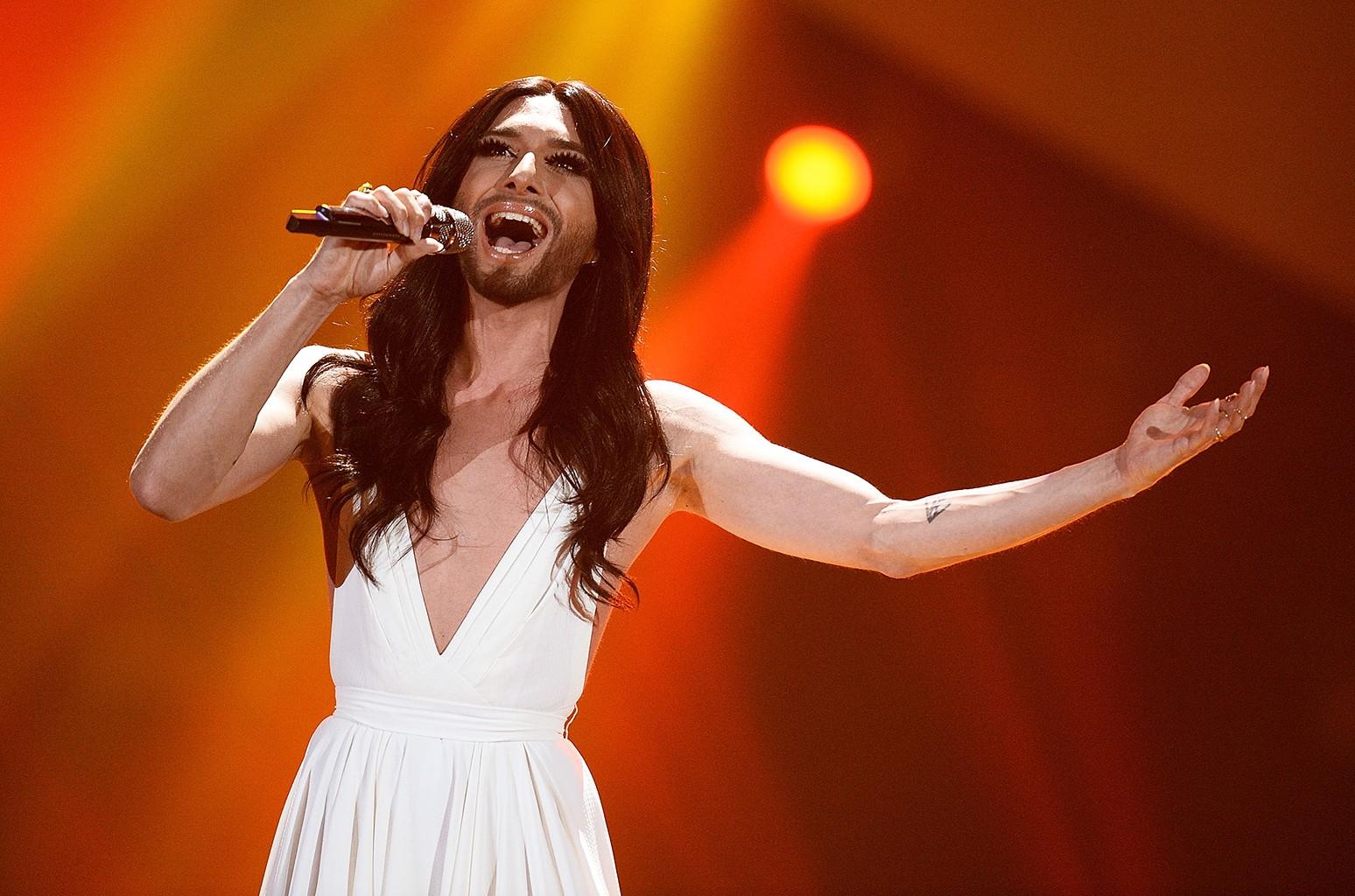 Conchita Wurst, Former Eurovision Winner Reveals HIV