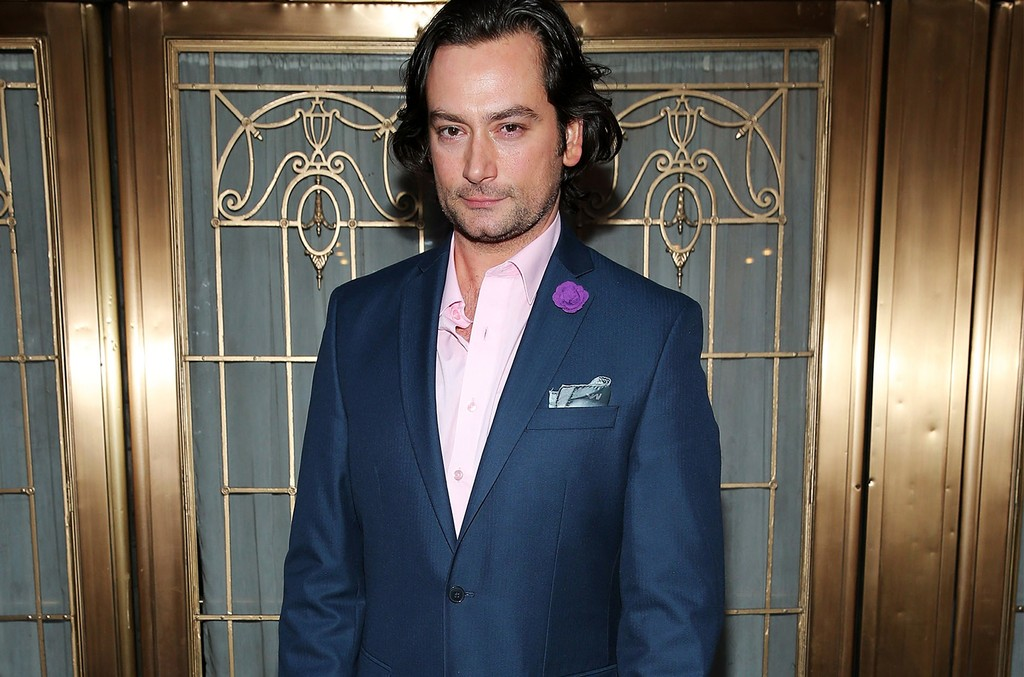 "Constantine Maroulis attends ""The Heidi Chronicles"" Broadway Opening Night at The Music Box Theatre on March 19, 2015 in New York City."