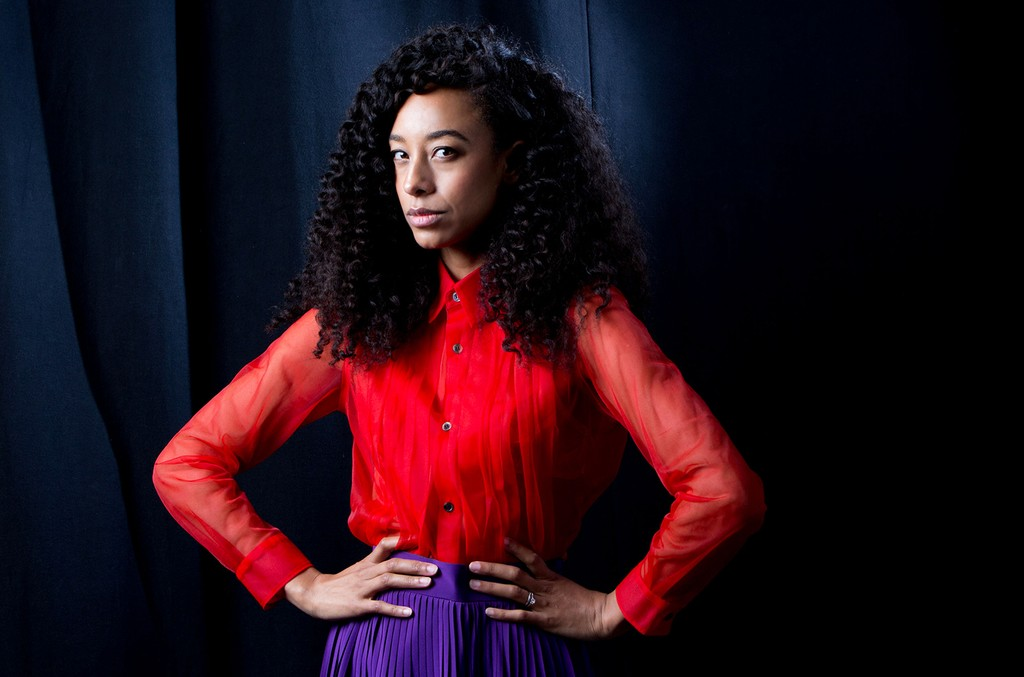 Corinne Bailey Rae photographed in New York City
