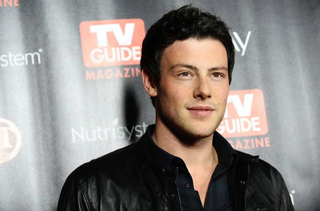 Cory Monteith in 2010