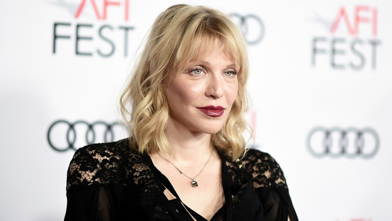 Courtney Love Sued by Frances Bean Cobain's Ex-Husband for Alleged ...