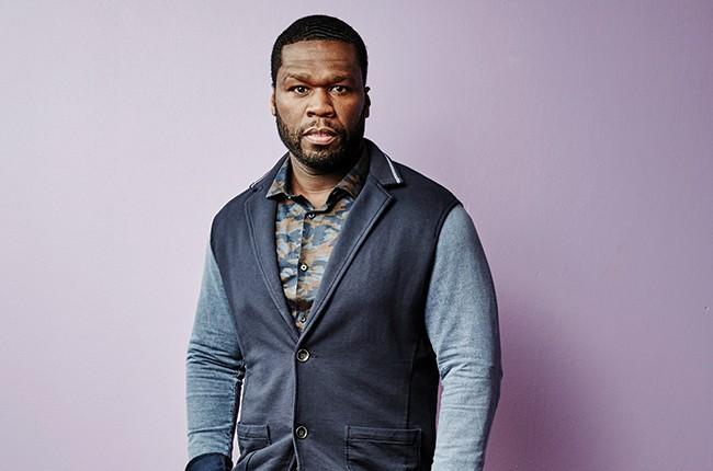 50 Cent's Super Bowl sipper