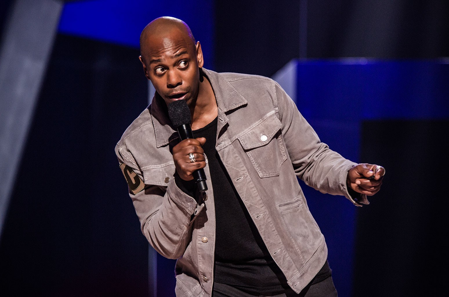 Dave Chappelle 'Equanimity'