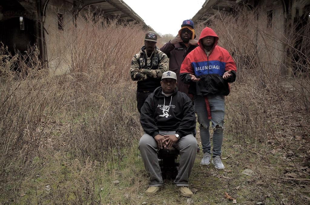 DJ Premier, Benny The Butcher, Conway and Westside Gunn