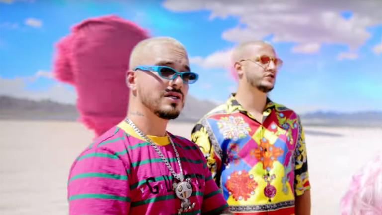 Dj Snake J Balvin Tygaa S A Loco Contigoa Lyrics Translated To English Billboard Billboard