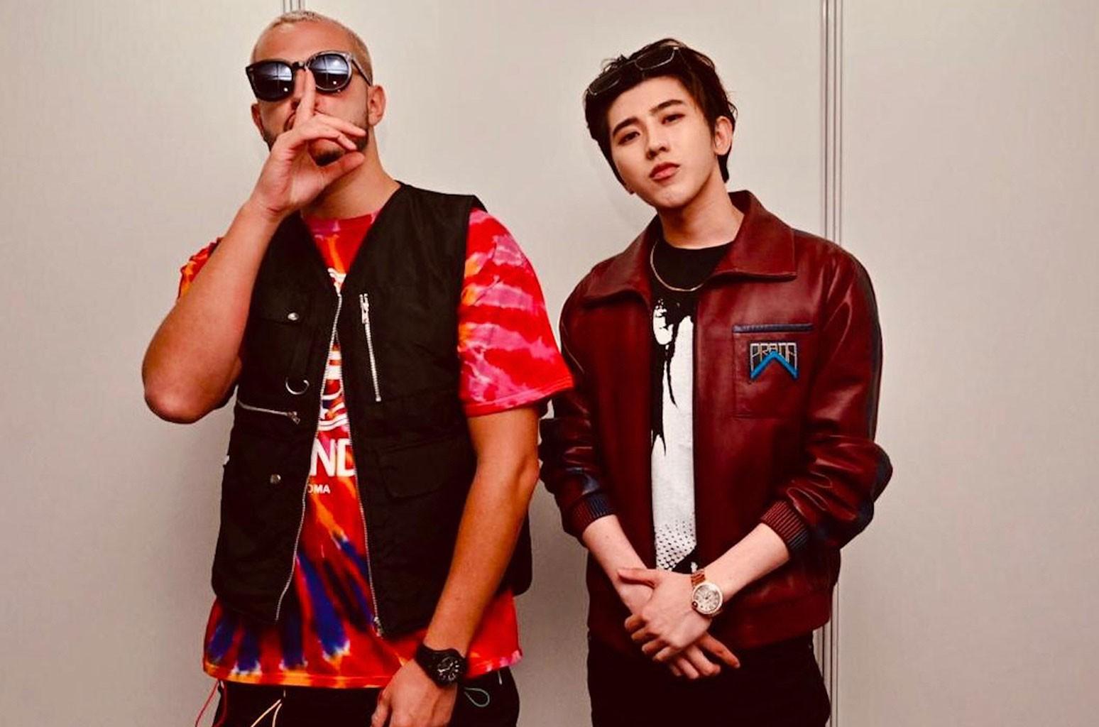 DJ Snake and KUN