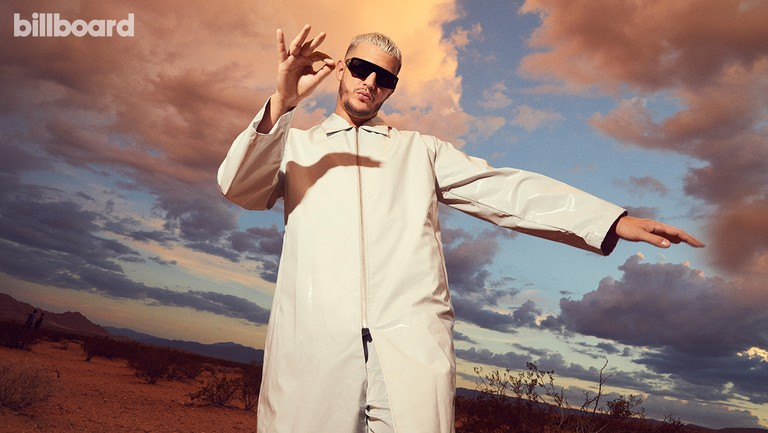<p>DJ Snake photographed on July 20, 2018 at Seven Magic Mountains in Las Vegas.</p>