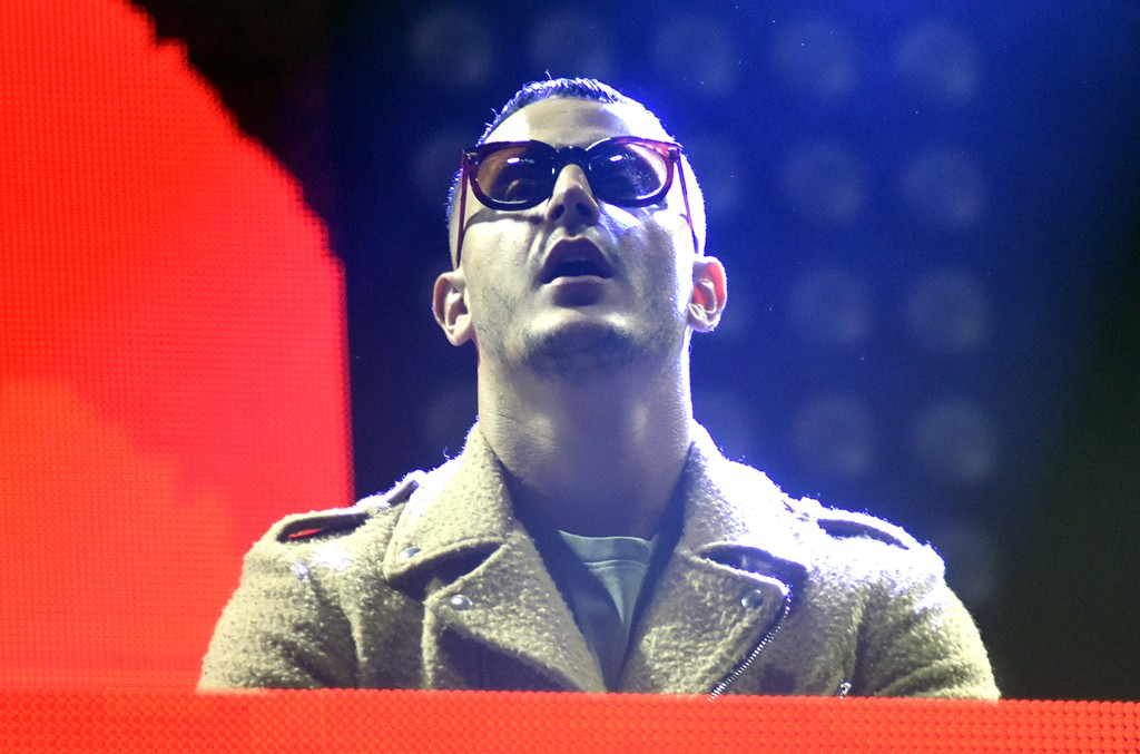 DJ Snake performs in 2016