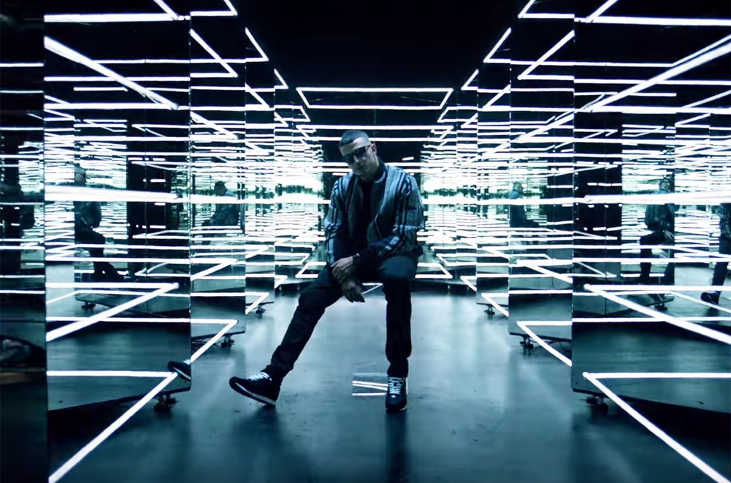 DJ Snake in the video for The Half