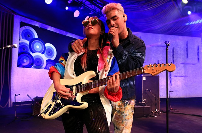 DNCE music is universal 2016