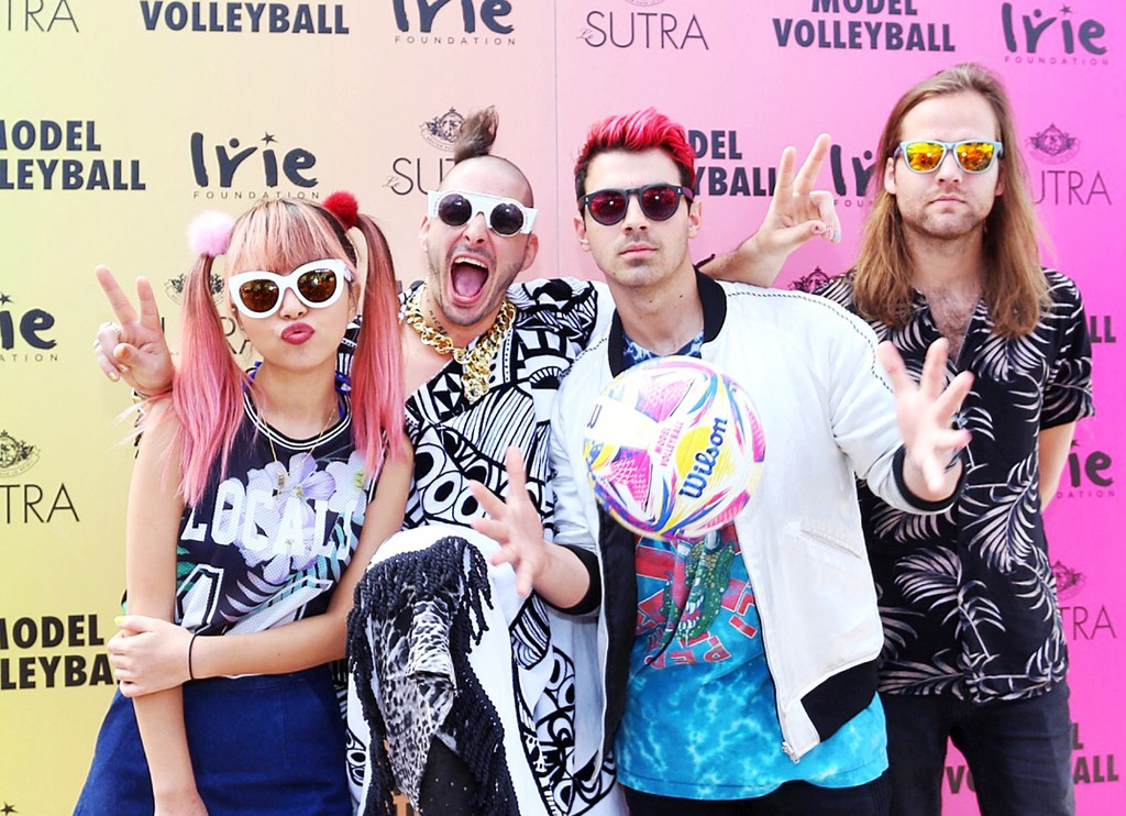DNCE in Miami