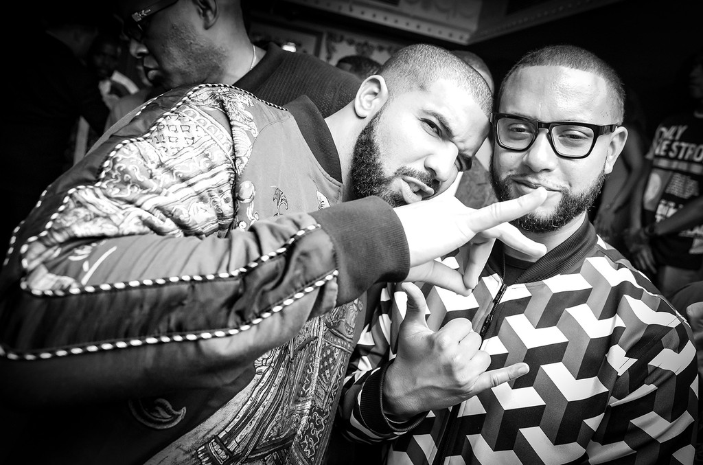 Drake and Director X