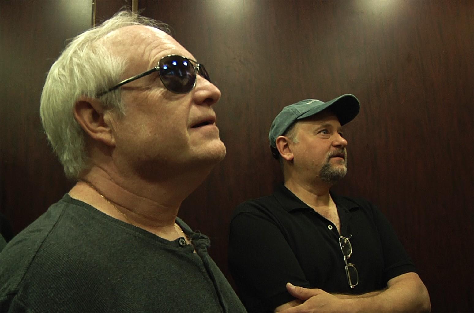 Denis McNamara and Mike Guidotti in Dare to Be Different
