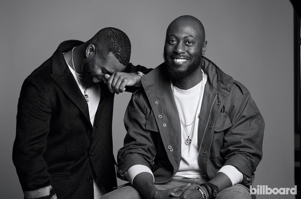 Daniel Daley and Nineteen85 of dvsn