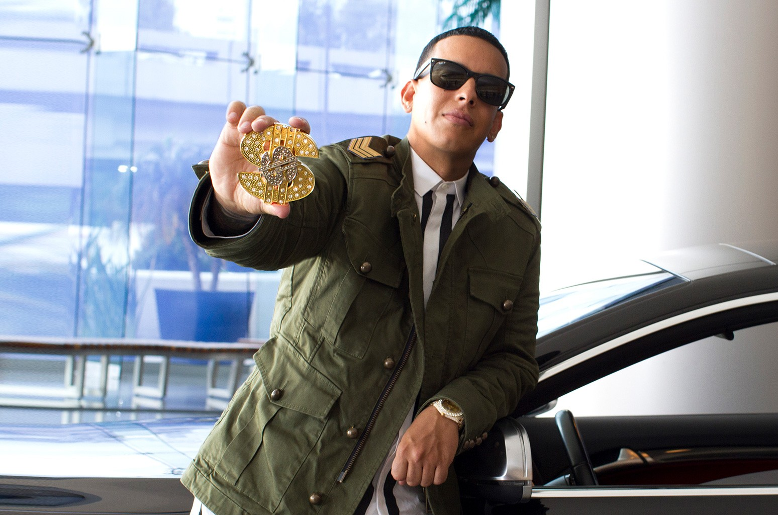Daddy Yankee in Allstate Campaign